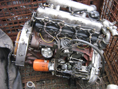 RTC6801 Engine, Stripped Assembly 2.5 NA
