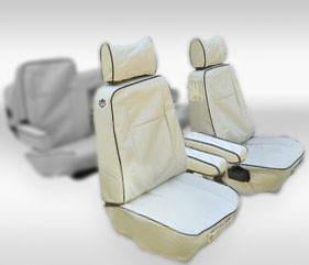Knightsbridge Overland Expedition Seat Covers - Range Rover Classic