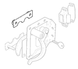 AHR710540 Nut Strip, Door Latch