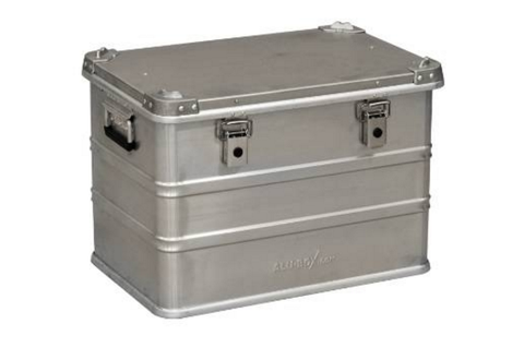 Alu-Box Aluminum Storage Cases