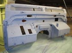 Defender Bulkhead - Epoxy Primed