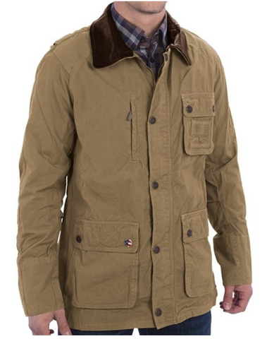 Mens Jacket, Barbour International Bernardo
