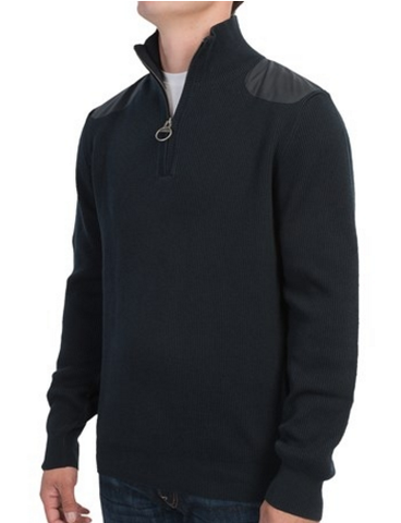 Mens Sweater, Barbour Medway
