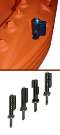 MAXTRAX Mounting Pin Set