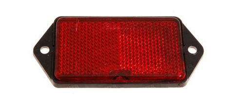 XFF100070 REFLECTOR, REAR, RED