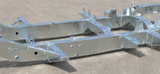 Galvanized Chassis - New, Defender