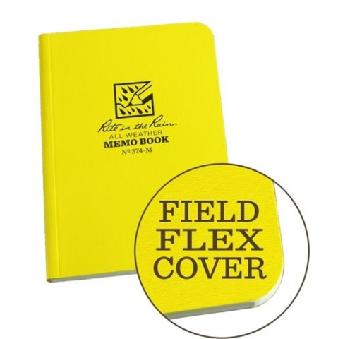 Rite in the Rain All-Weather Field-Flex Pocket Memo Book