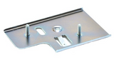 VUU500440 Base Plate, Lamp, Interior