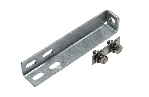 NRC9695 Bracket, Support, RH & LH - Defender 90 Chassis to Tub