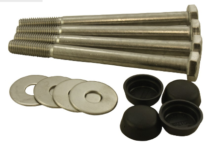 Stainless Steel Bumper Bolt Kit
