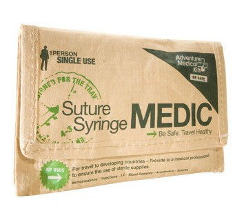 First Aid Kits, Suture Syringe Medic