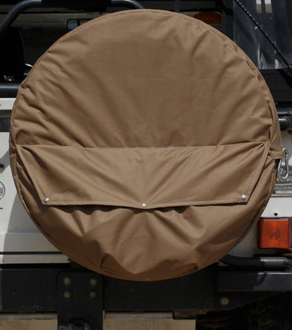 Tyre Cover (Tire Cover) from Knightsbridge Overland