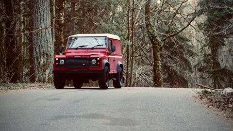 Vehicles SOLD - 1994 Defender 90 VS