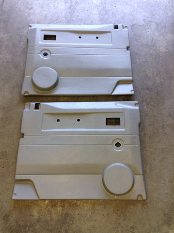 Interior Door Card Set - Front - AS-IS