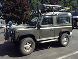 Vehicles Available - 1997 Defender 90 CSW