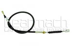 NTC3480 Cable, Handbrake, Defender