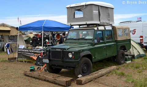 Vehicles Available - 1987 Defender 130