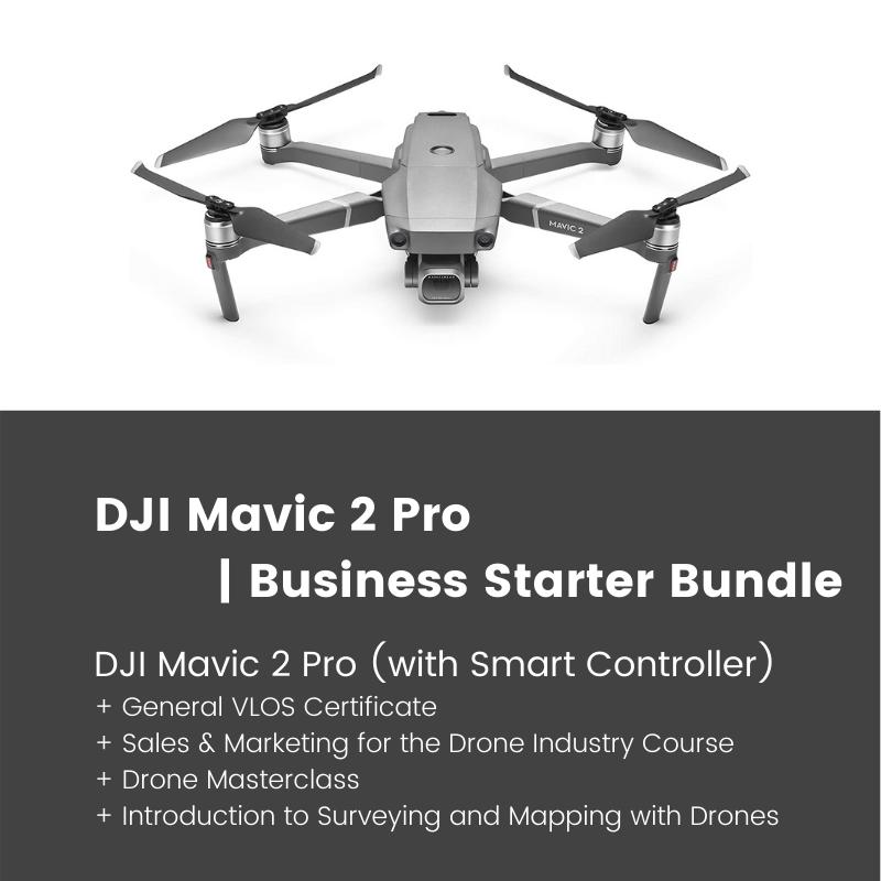 DJI Mavic 2 Pro - Business Starter Bundle