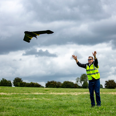 Sensefly eBee Fixed Wing Flight Training & Examination