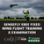 SENSEFLY EBEE FIXED WING DRONE FLIGHT TRAINING AN EXAMINATION
