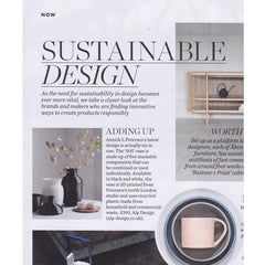 alp vase 505 Elle Decoration Nov 2019