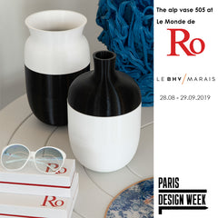 alp vase 505 at Rossana Orlandi BHV Paris Design Week