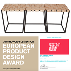 alp stool 104 - european product design award 2018
