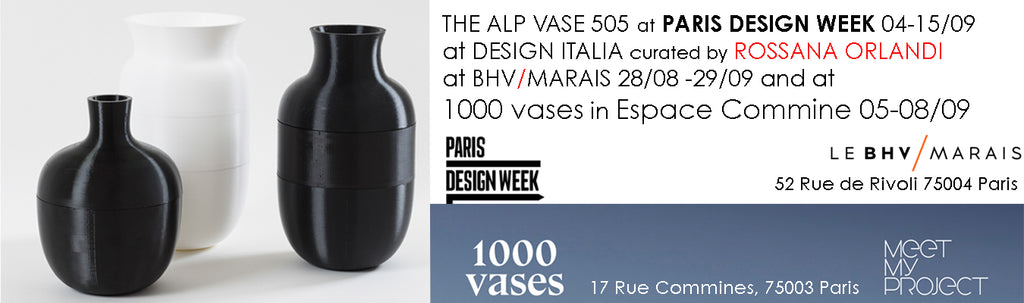 alp in Paris Design Week