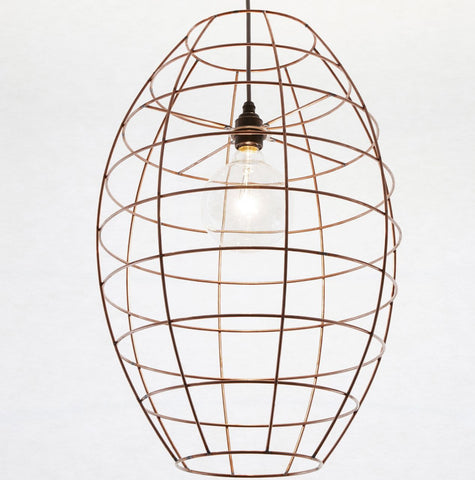 alp large copper light 305