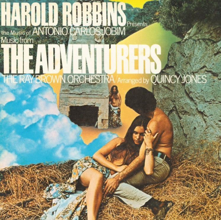 Harold Robbins loved music, especially jazz.