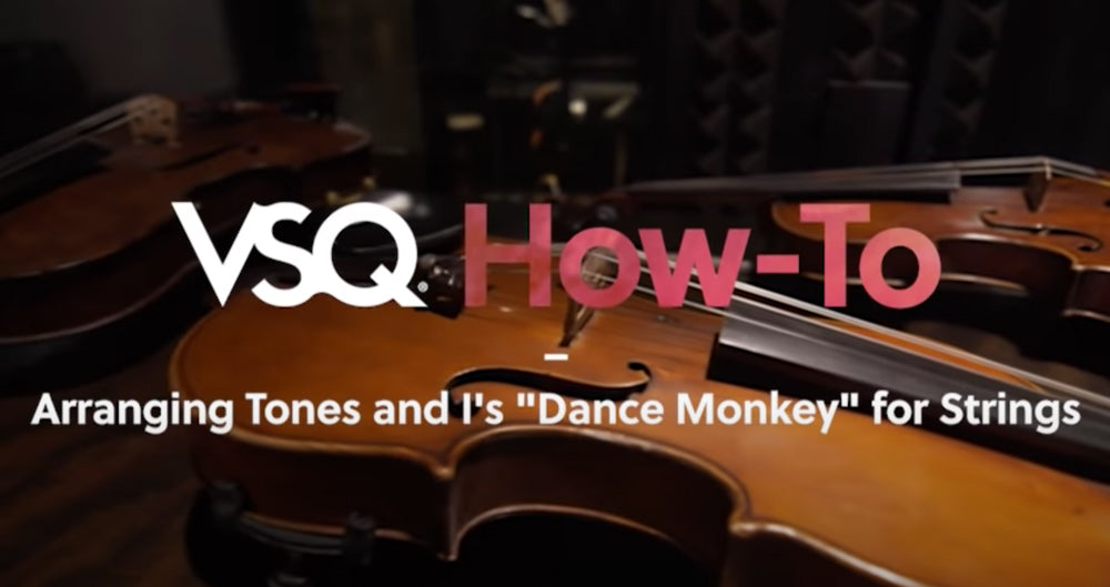 Strings That Swing: Dance Monkey