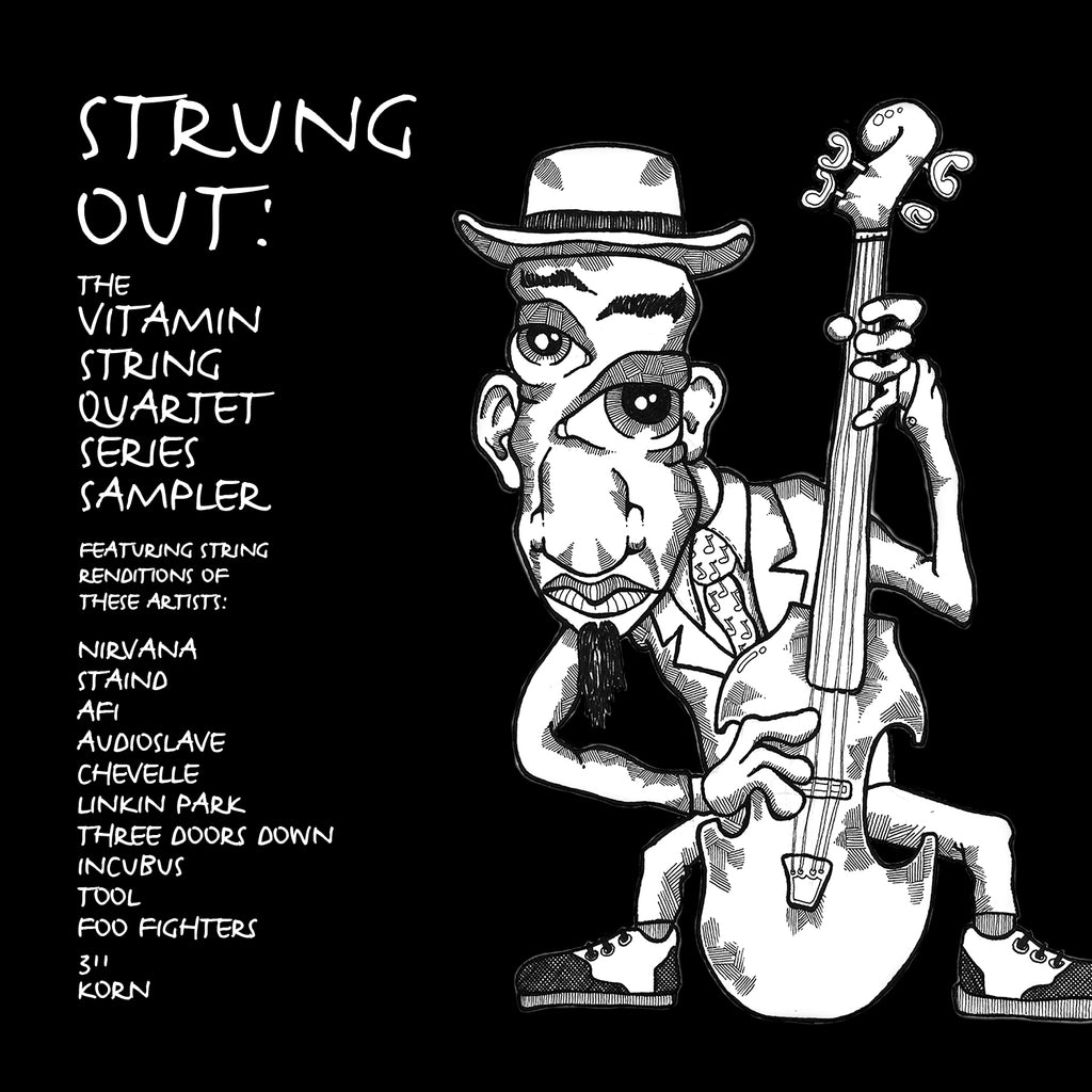 Strung Out: The Vitamin String Quartet Series Sampler
