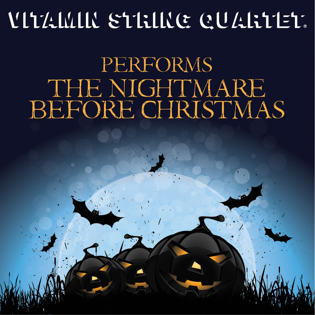 Vitamin String Quartet Tribute to The Nightmare Before Christmas