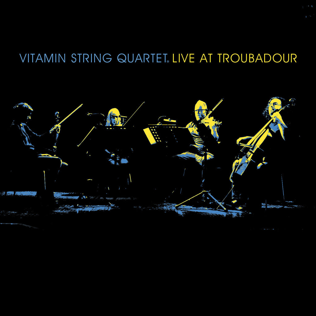 vitamin string quartet vsq live at the troubadour