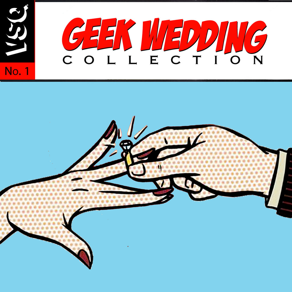 VSQ Geek Wedding Collection