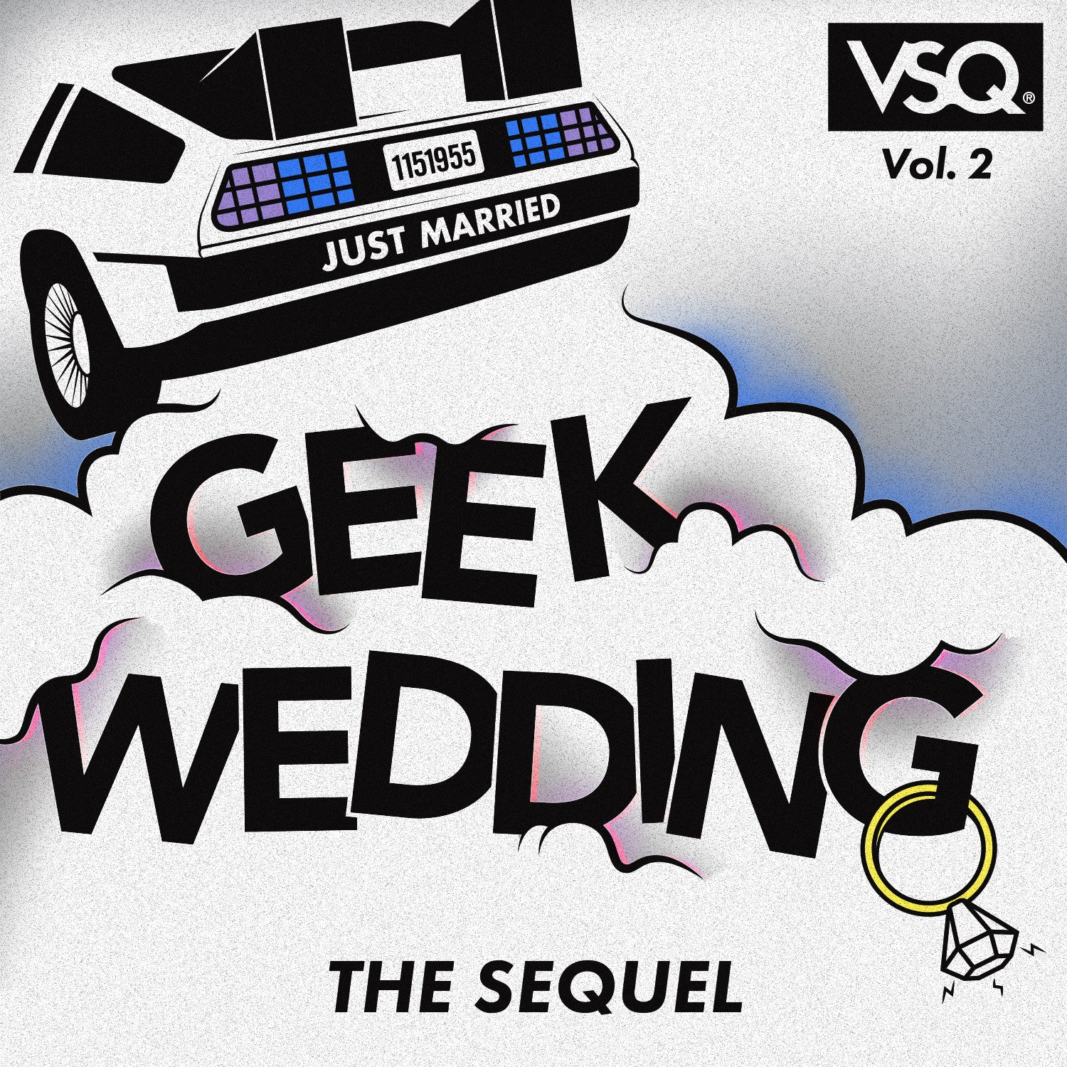 geek wedding collection vol 2 the sequel vitamin string quartet
