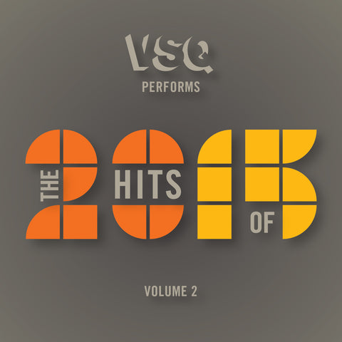 Vitamin String Quartet Performs the Hits of 2015 Vol. 2