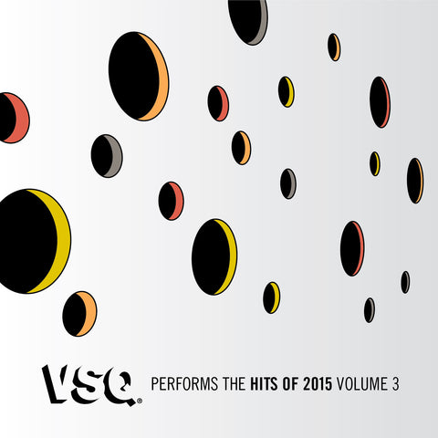 Vitamin String Quartet Performs the Hits of 2015 Vol. 3