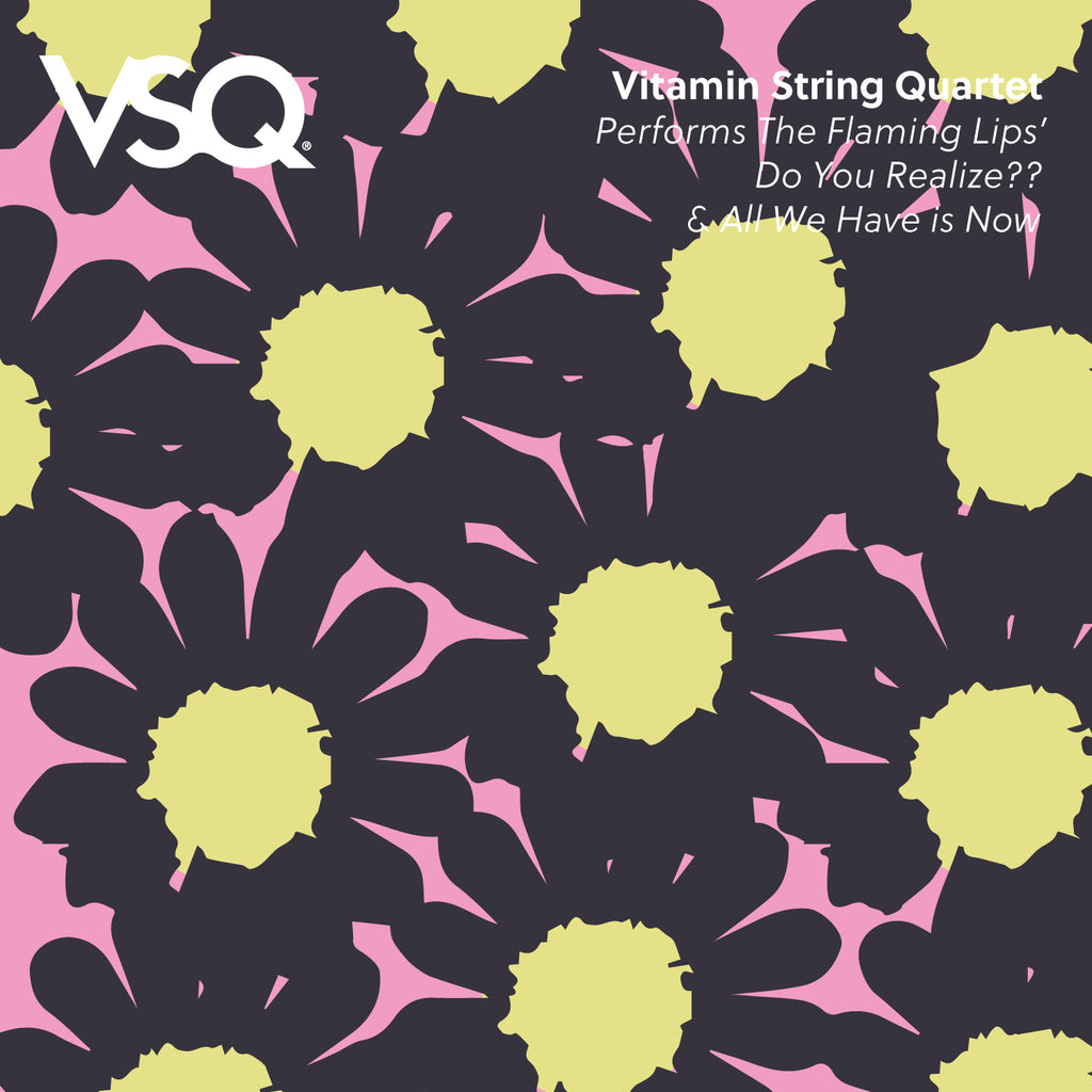 "Vitamin String Quartet Performs The Flaming Lips' ""Do You Realize"" and ""All We Have is Now"" - 7"" Vinyl"