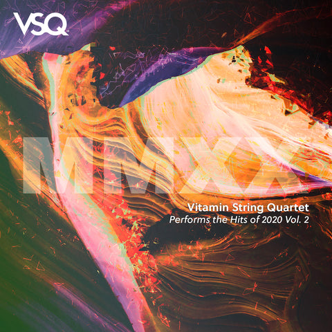 VSQ Performs the Hits of 2020 Vol. 2 Deluxe Version