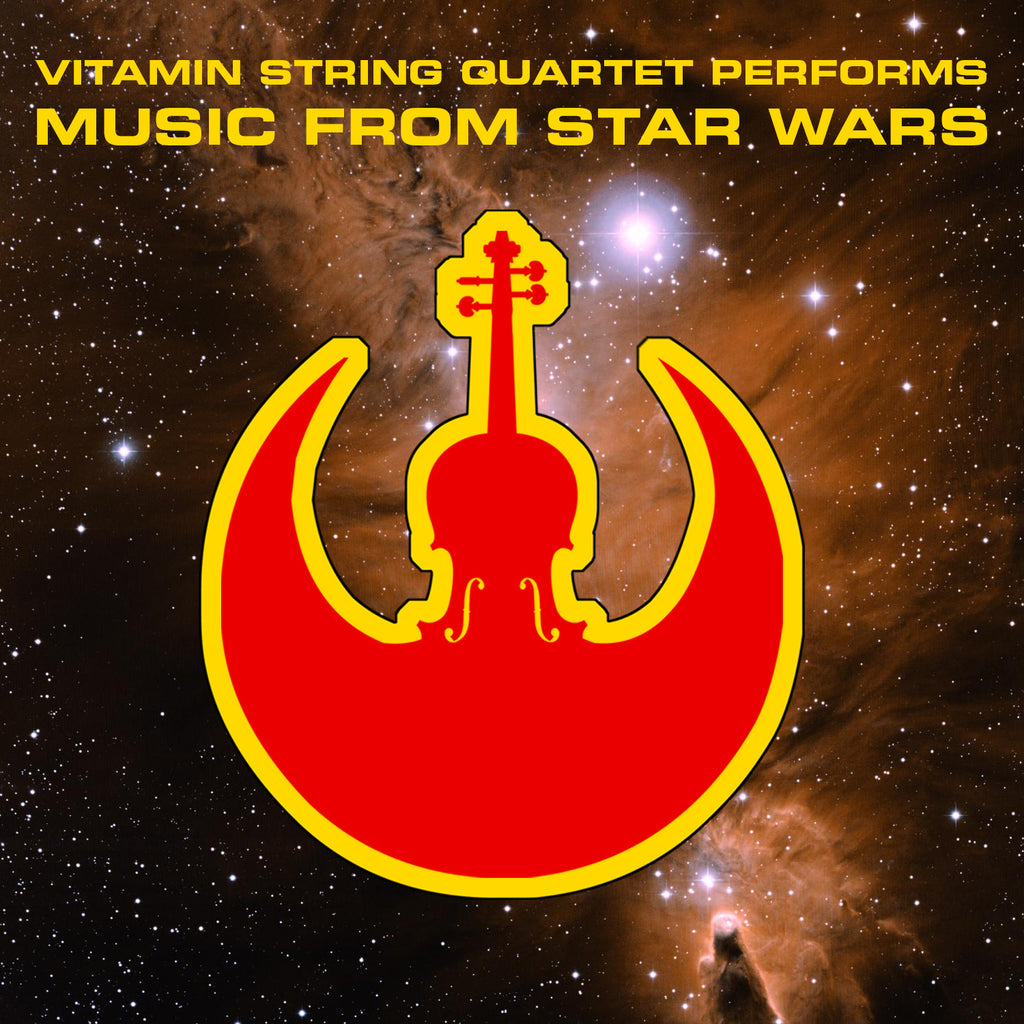 Vitamin String Quartet Performs Music From Star Wars