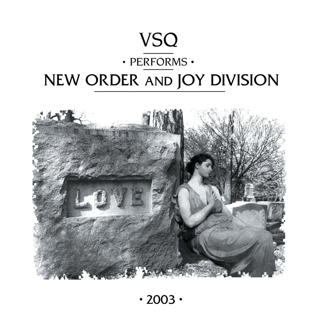 VSQ Performs New Order & Joy Division