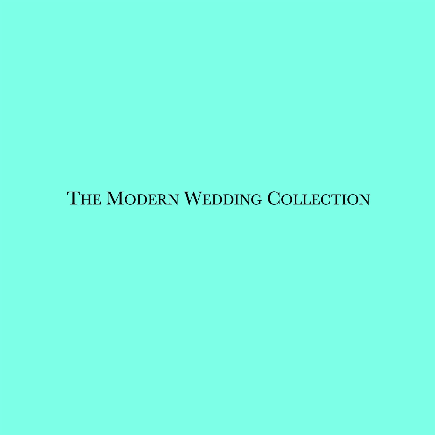 modern wedding collection vitamin string quartet