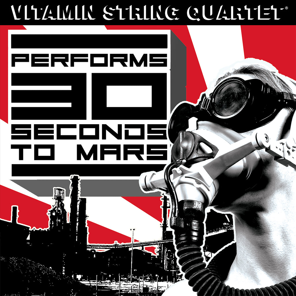 Vitamin String Quartet Performs 30 Seconds to Mars