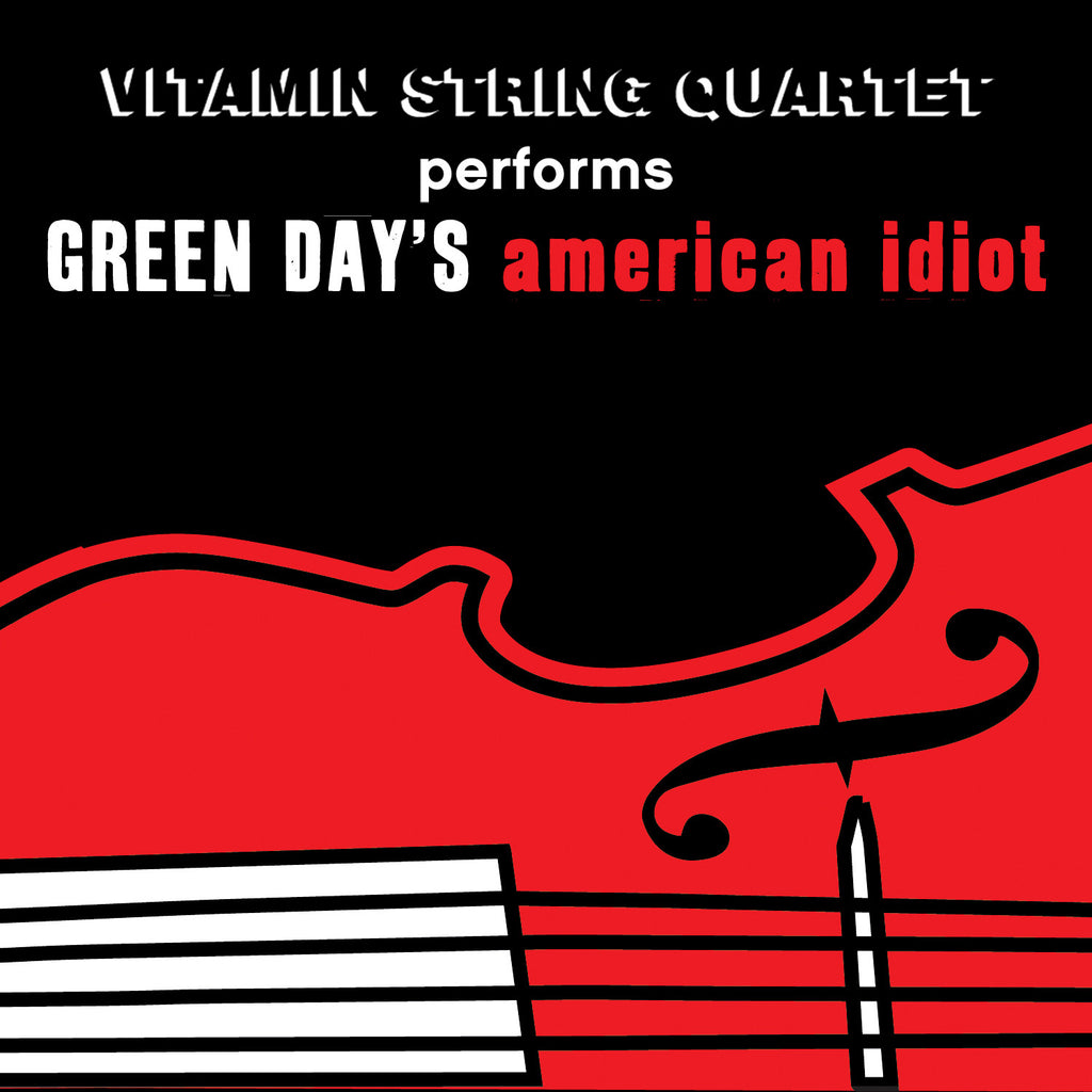 vitamin string quartet vsq green day america idiot tribute