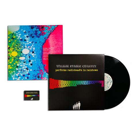 Vitamin String Quartet Performs Radiohead's In Rainbows - LP