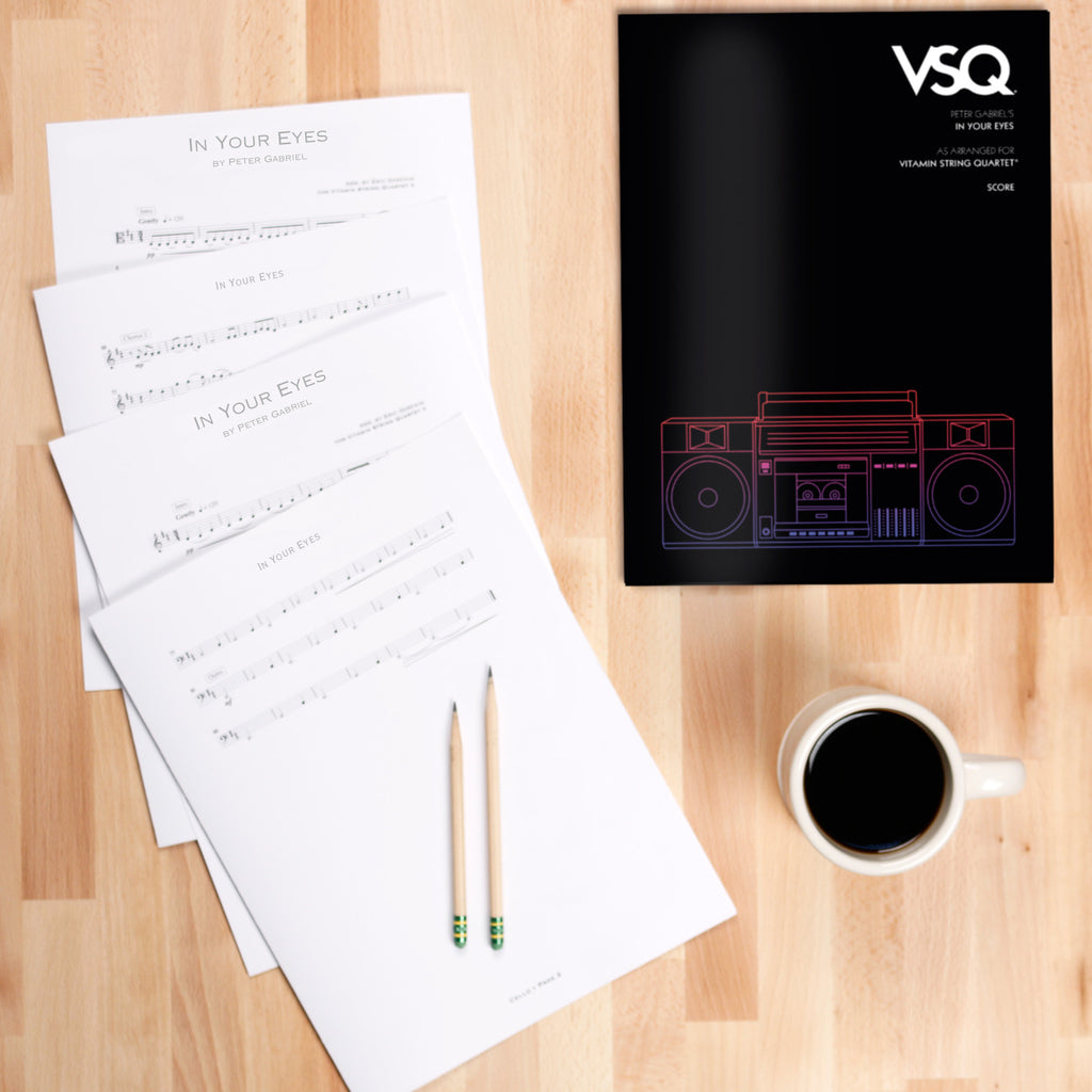 vitamin string quartet vsq peter gabriel in your eyes sheet music