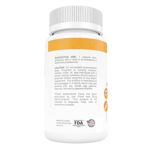NutraBlast Vitamin D3 5000IU High Potency Cholecalciferol