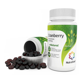 Cranberry Concentrate 12600Mg