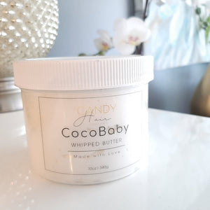 Coco Baby Whipped Butter
